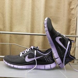 Nike Free run 3 women's running shoes size 10